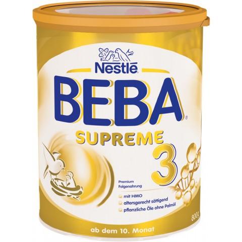 BEBA Supreme 3 ab dem 10.Monat