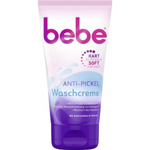 bebe Anti-Pickel-Waschcreme 150 ml
