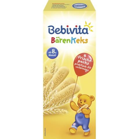 Bebivita Bärenkeks ab dem 8. Monat