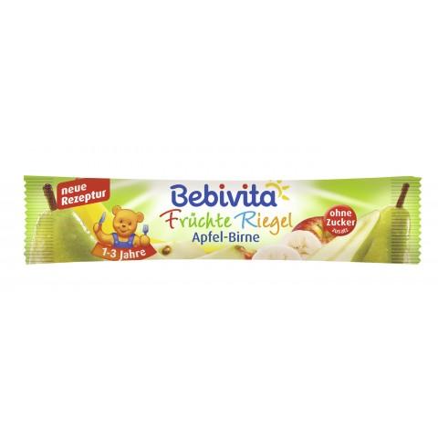 Bebivita Früchte Riegel Apfel-Birne ab 1 Jahr