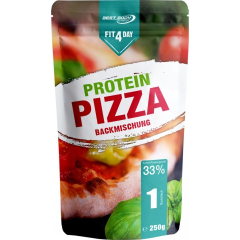Best Body Nutrition Fit4Day Protein Pizza Backmischung 250g