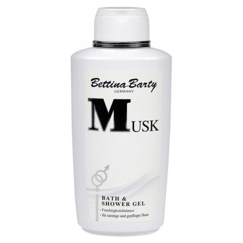 Bettina Barty Bath & Shower Gel Musk