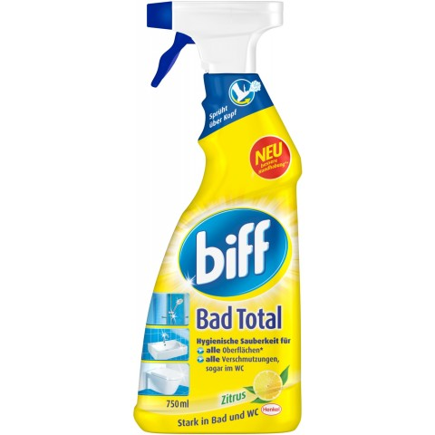 Biff Bad Total Zitrus 0,75 ltr