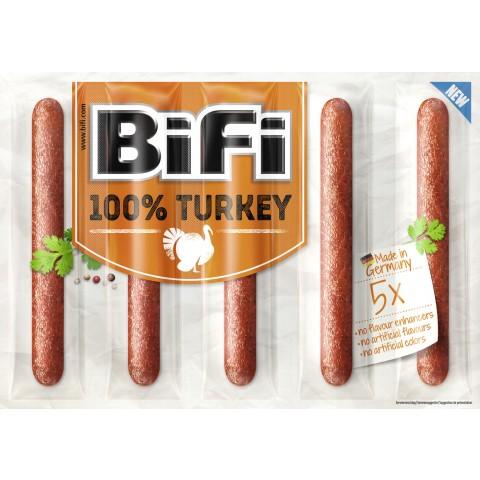 BiFi 100% Turkey 5x 20 g