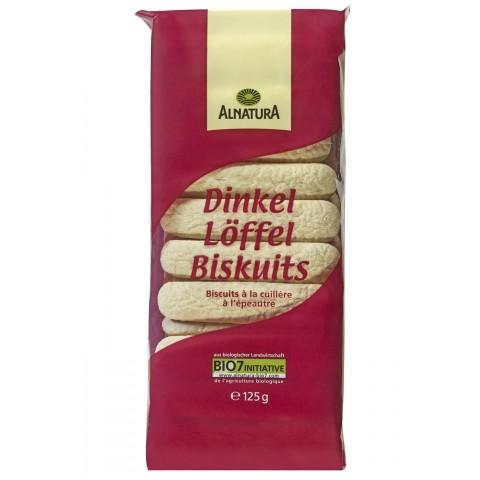 Alnatura Bio Dinkel Löffelbiskuits 125 g