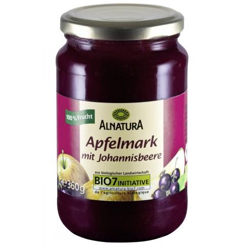 Alnatura Bio Apfelmark mit Johannisbeere