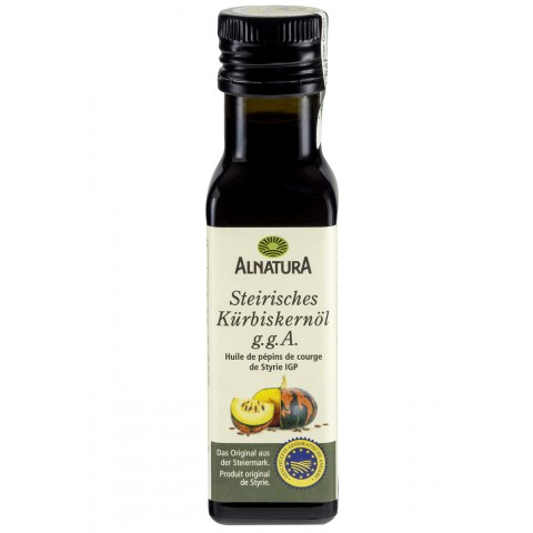 Alnatura Bio Steirisches Kürbiskernöl g.g.A.
