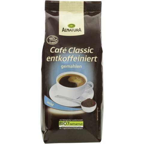 Alnatura Bio Cafe Classic entkoffeiniert gemahlen 250 g