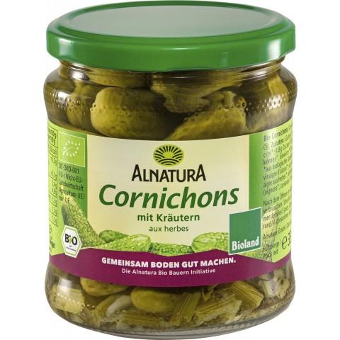 Alnatura Bio Cornichons 330 g