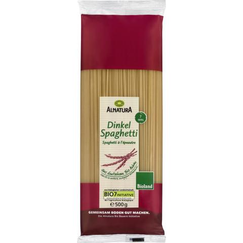 Alnatura Bio Dinkel Spaghetti 500G