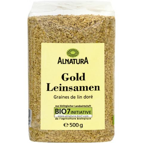 Alnatura Bio Goldleinsamen 500 g
