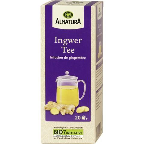 Alnatura Bio Ingwer Tee 20x 1,4 g