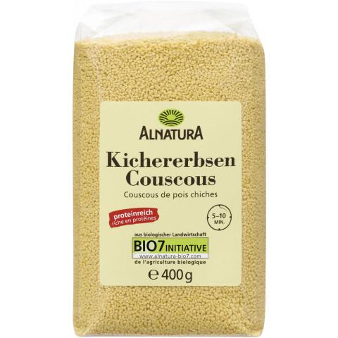 Alnatura Bio Kichererbsen Couscous 400G