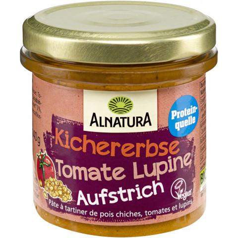 Alnatura Bio Kichererbse Tomate Lupine Aufstrich 140G