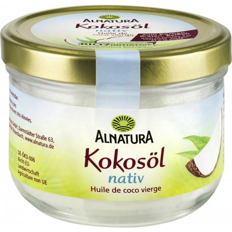 Alnatura Bio Kokosöl nativ 400ML