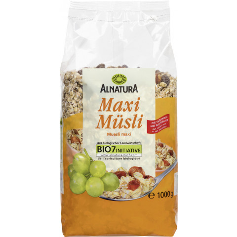 Alnatura Bio Maxi-Müsli 1 kg