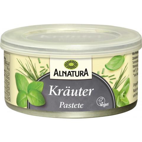Alnatura Bio Pastete Kräuter 125 g