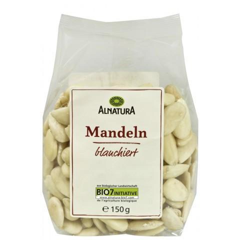 Alnatura Bio Mandeln blanchiert 150 g