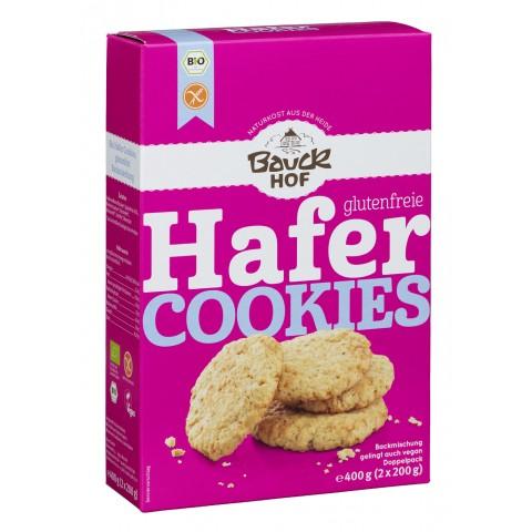 Bauckhof Bio glutenfreie Hafer Cookies 400 g