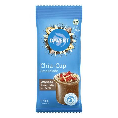 Davert Bio Chia-Cup Schokolade