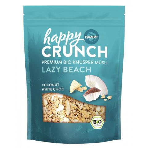 Davert Bio Happy Crunch Lazy Beach 325 g