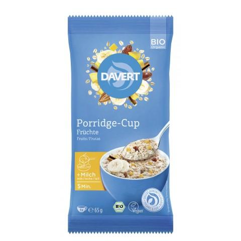 Davert Bio Porridge-Cup Früchte