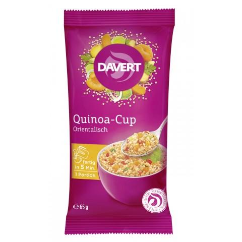 Davert Bio Quinoa Cup Orientalisch 65 g