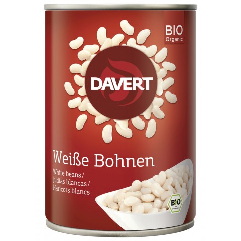 Davert Bio Weiße Bohnen