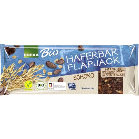 EDEKA Bio Haferbar Flapjack Schoko 60 g