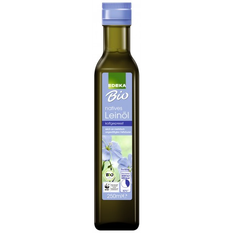 EDEKA Bio Natives Leinöl 250ml