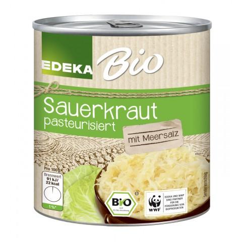 EDEKA Bio Sauerkraut 400 g