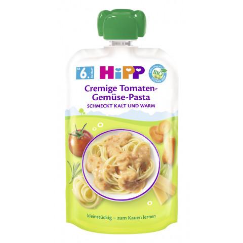 Hipp Bio Cremige Tomaten-Gemüse-Pasta ab 6. Monat 130 g