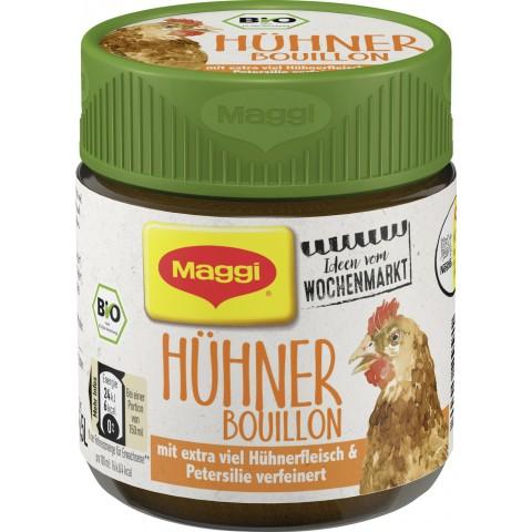 Maggi Bio Ideen vom Wochenmarkt Hühner Bouillon ergibt 5,5 ltr