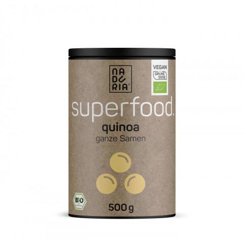Naduria Bio Quinoa ganze Samen 500G