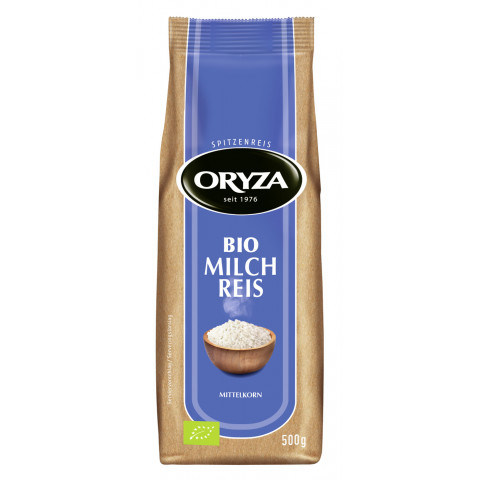 Oryza Bio Milch Reis 500G
