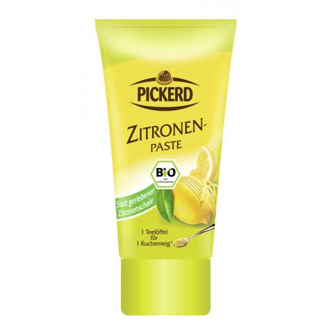 Pickerd Bio Zitronen-Paste 60 g