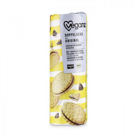 Veganz Bio Doppelkeks Original 400G