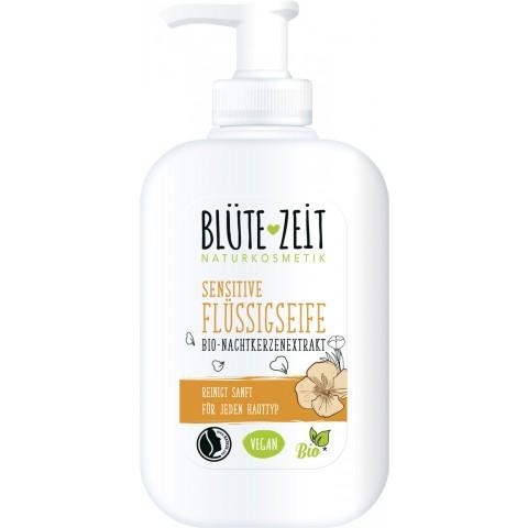 Blüte-Zeit Sensitive Flüssigseife Bio-Nachtkerzenextrakt 300ML