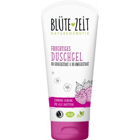 Blüte-Zeit Fruchtiges Duschgel 200 ml