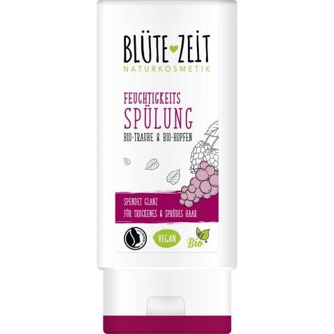 Blüte-Zeit Feuchtigkeitsspülung Bio-Traube & Bio-Hopfen