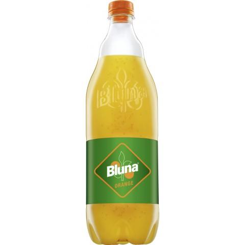 Bluna Orange 1 ltr PET