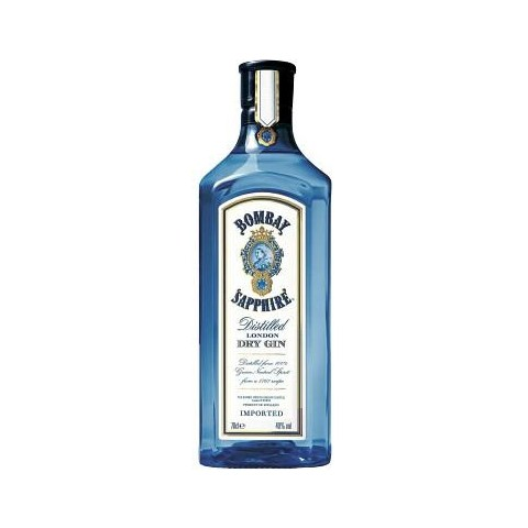 Bombay Sapphire London Dry Gin 0,7 ltr