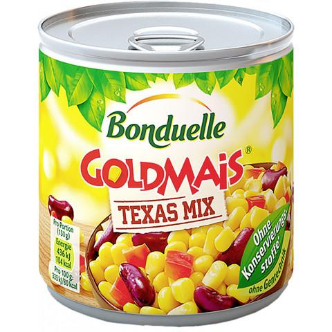 Bonduelle Goldmais Texas Mix 300 g