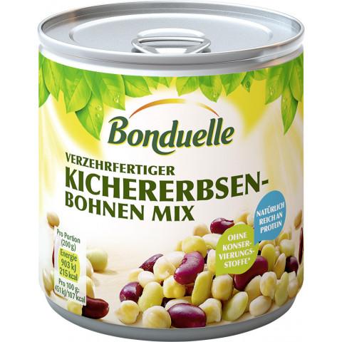 Bonduelle Kichererbsen-Bohnen-Mix 310 g