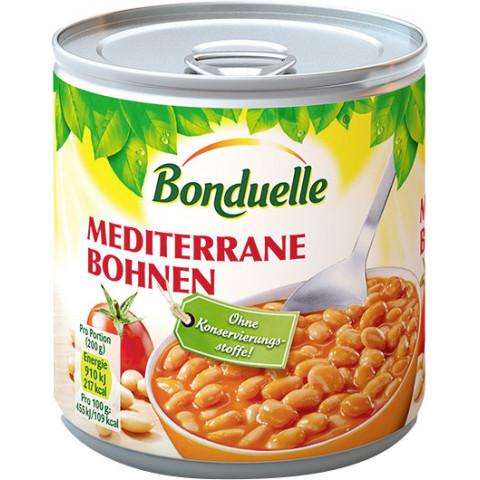 Bonduelle Mediterrane Bohnen 430 g