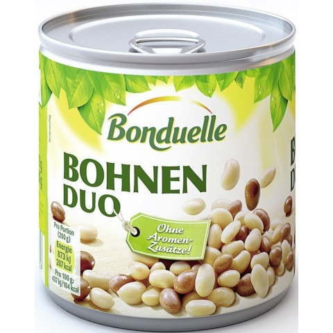 Bonduelle Bohnen Duo