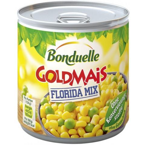 Bonduelle Goldmais Florida Mix 340G