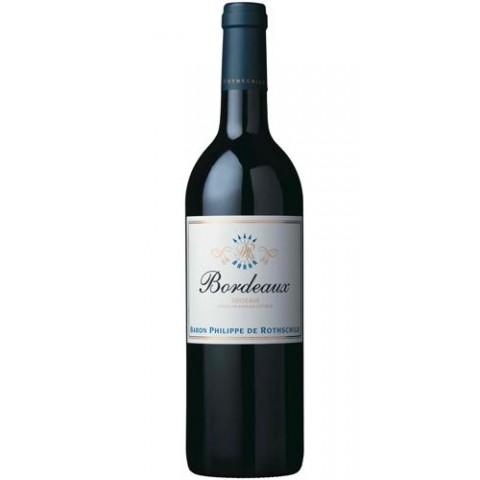Baron Philippe Rothschild Bordeaux Rouge 2018 0,75 ltr