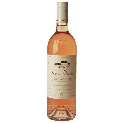 Terres Douces Bordeaux Rosé 2015