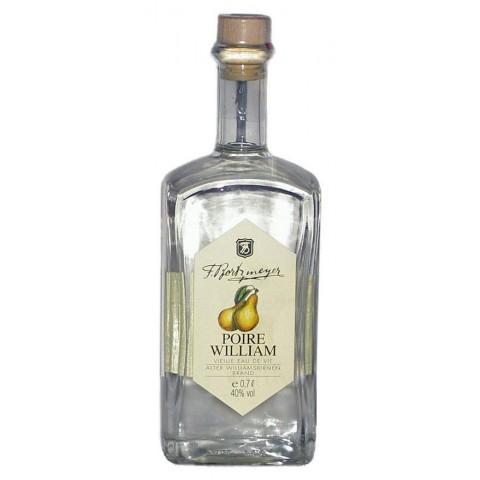 Bortzmeyer Poire William 0,7 ltr